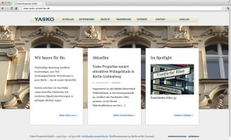 Yasko Properties.